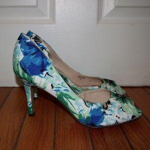 Unisa Shoes - Unisa Floral Heels